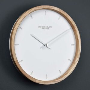 Clocks, Wall Clocks, Wooden Clock, Minimalist look,