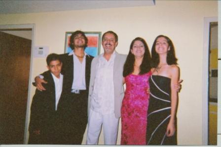 My Juarez Family