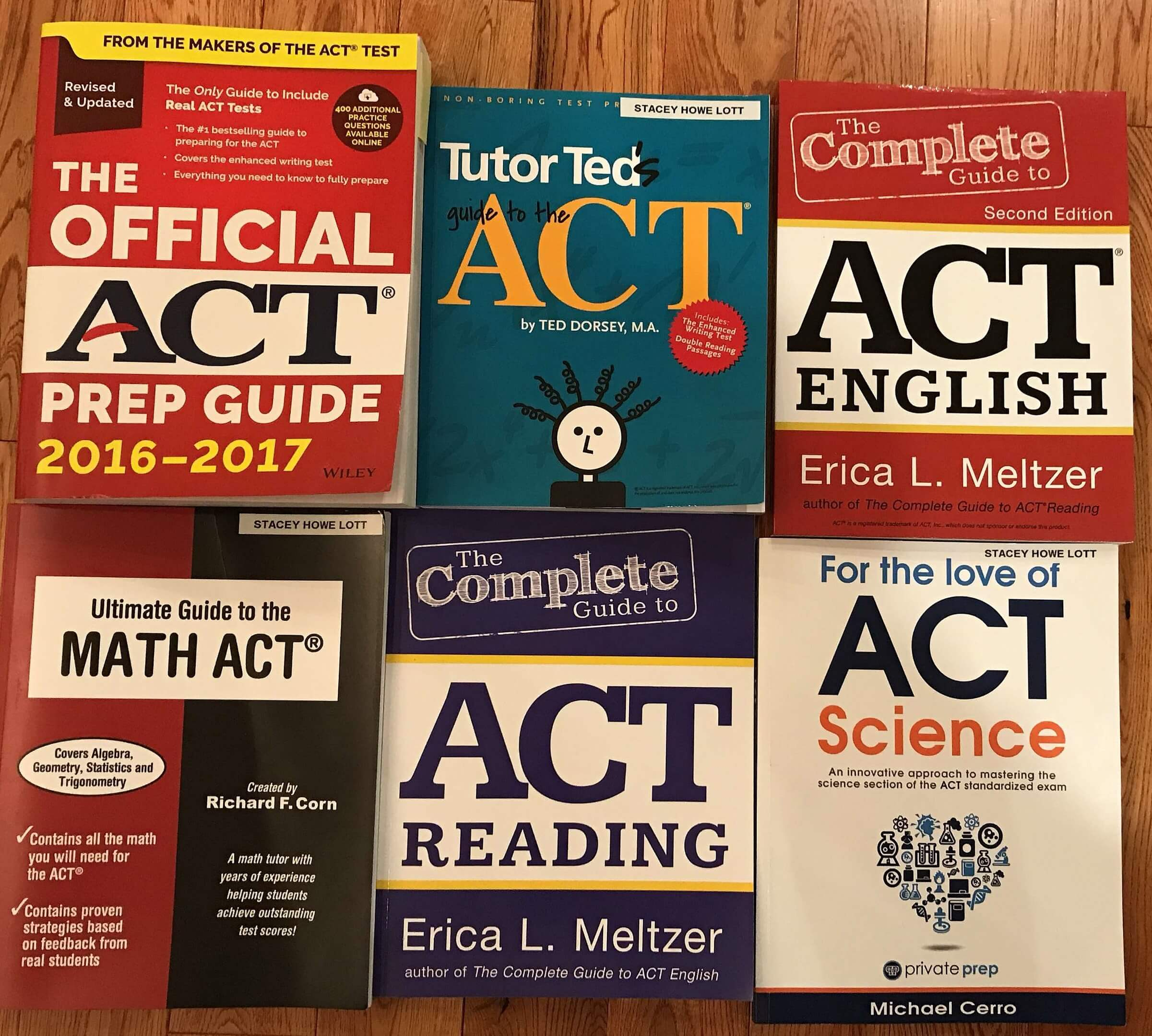 Act Tutor The Best Act Books To Help You Raise Your Score Stellar Scores