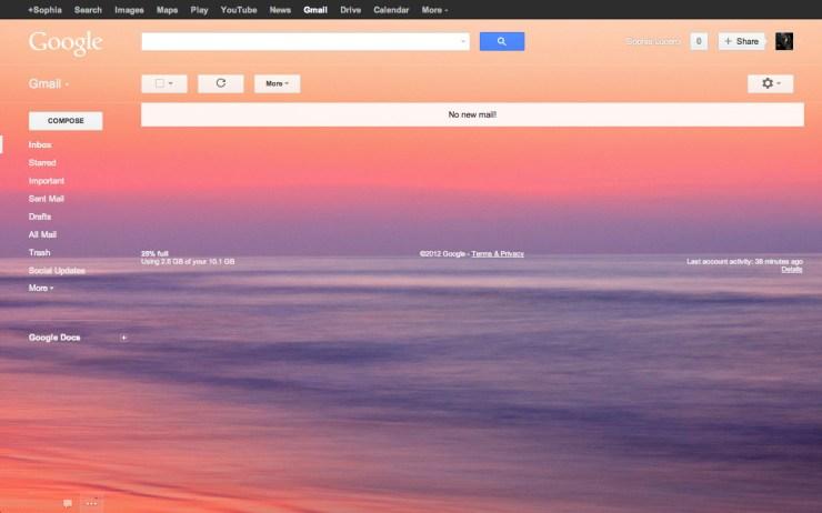Inbox zero: Gmail