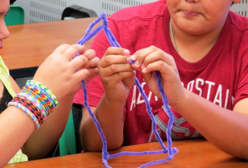 Pipecleaner Tower Challenge