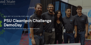 PSU Cleantech Challenge DemoDay 9/7 @ OMSI Empirical Theater | Portland | Oregon | United States