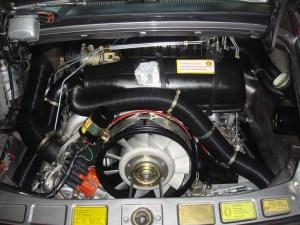 Porsche 3,0SC Revision