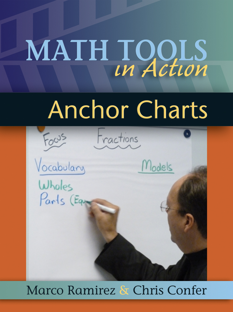 Math Tools in Action Anchor Charts (Video) Stenhouse Publishers