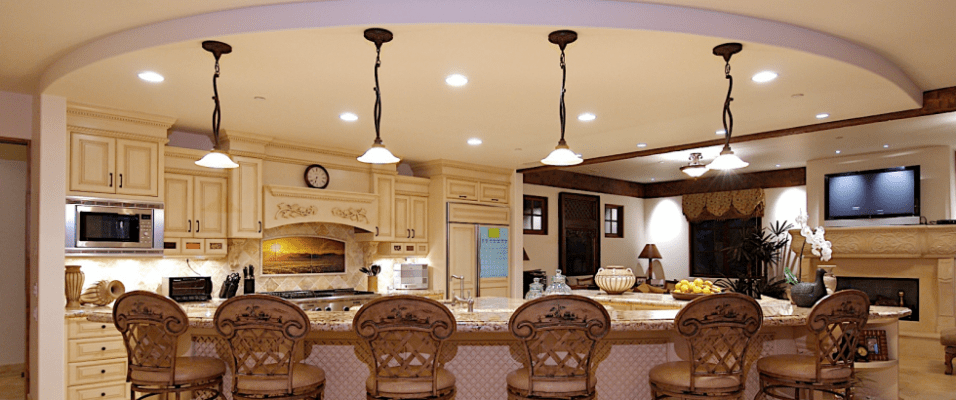 Recessed Lighting Spacing Guidelines How To Layout Recessed Lighting In 7 Steps – Step 1
