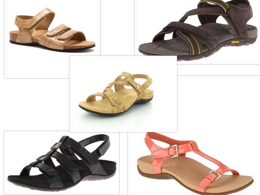 Top 5 vionic women s sandals 2017