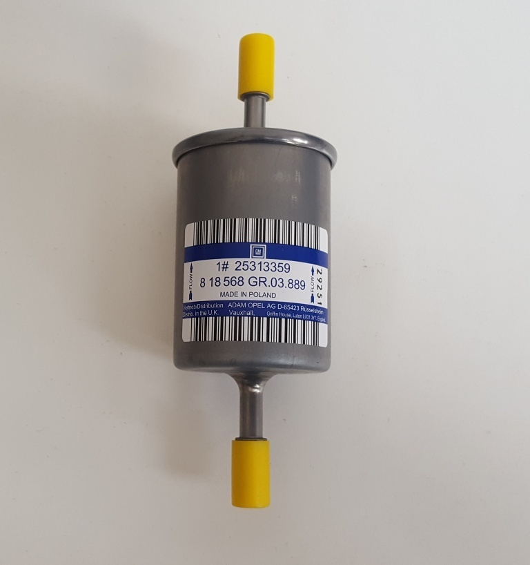 Fuel Filter - Stephan-Individual