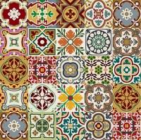 Malta Tile Pattern Archives - Stephanie Borg