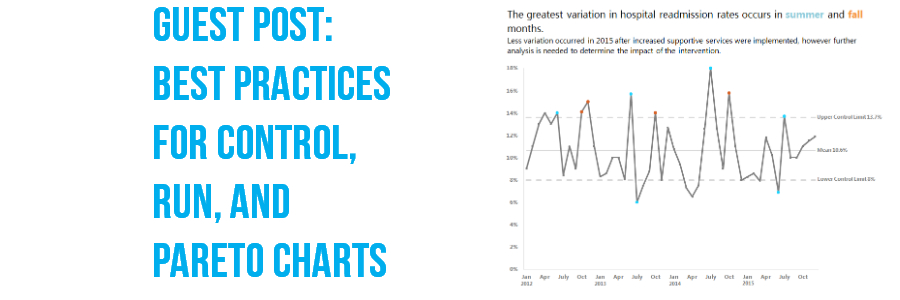 Guest Post Best Practices for Control, Run, and Pareto Charts
