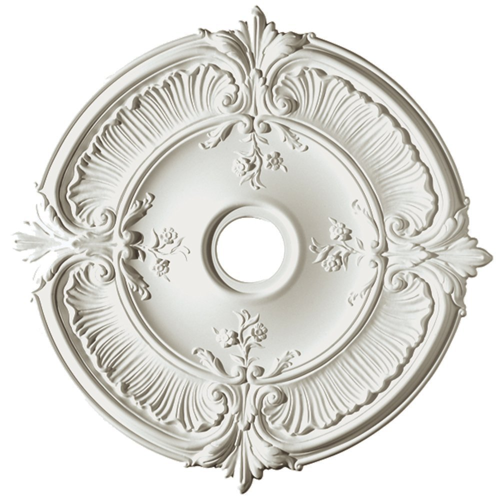 Home Depot Lighting Fixtures Bathroom Ceiling: Using Ceiling Medallion For Fascinating Home