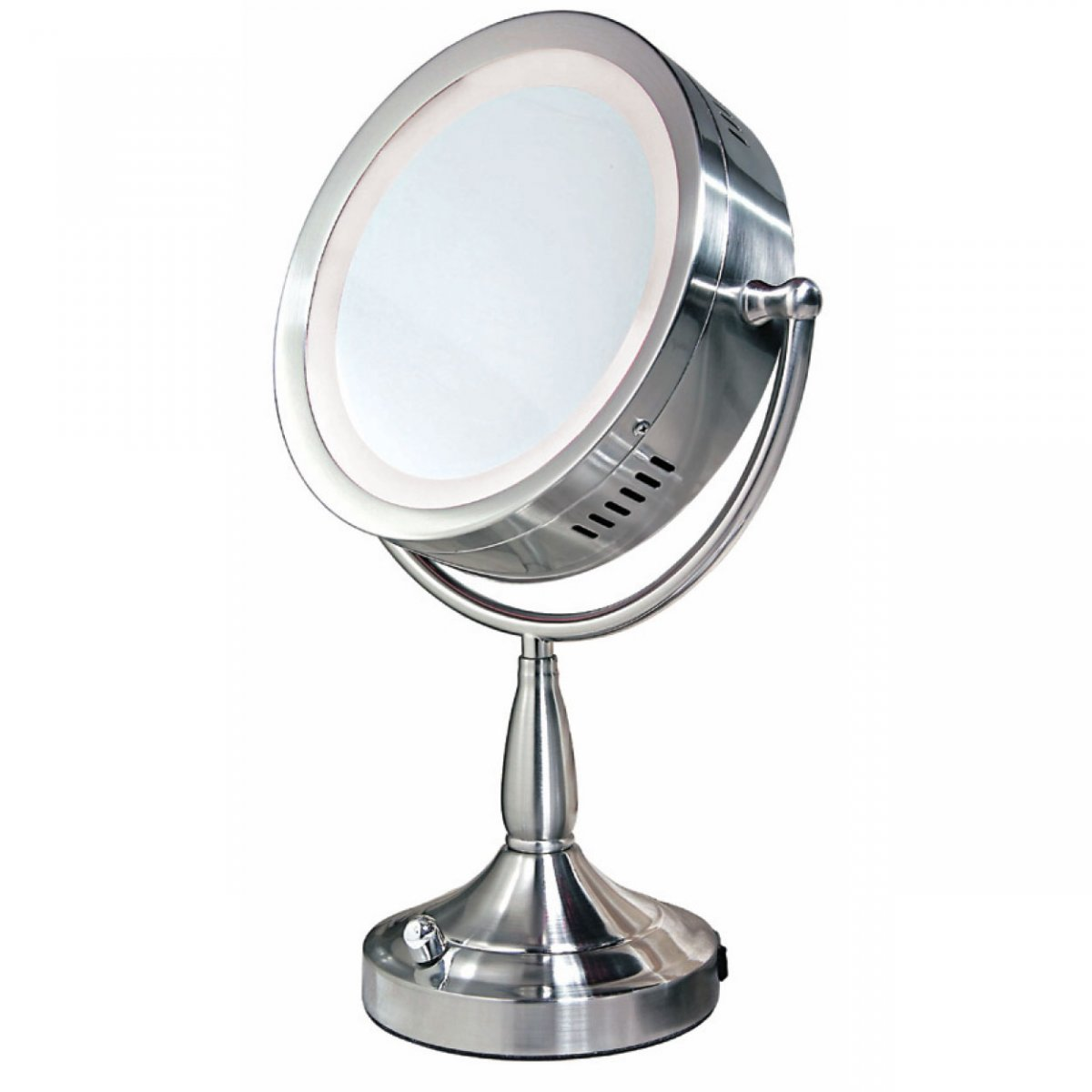 Makeup Vanities With Lighted Mirrors Bedroom Using Best Lighted Makeup Mirror For Pretty Home