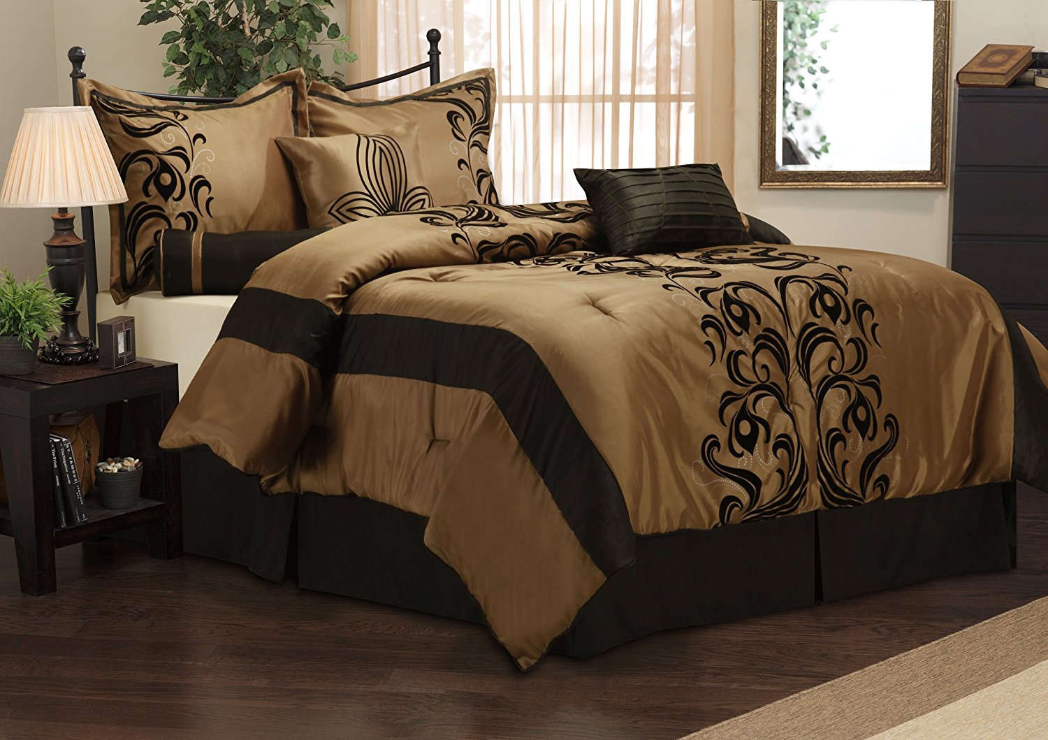 Cheap Bedding Sets Bedroom Using Luxury Comforter Sets For Wonderful Bedroom