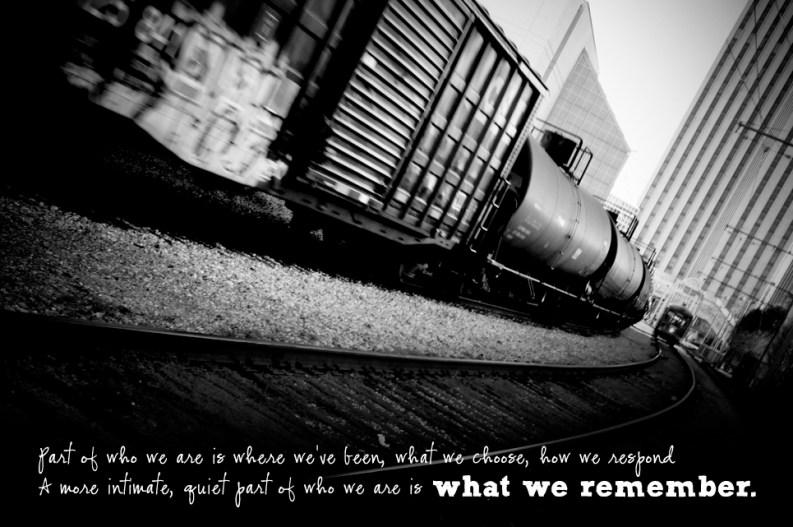 train memories