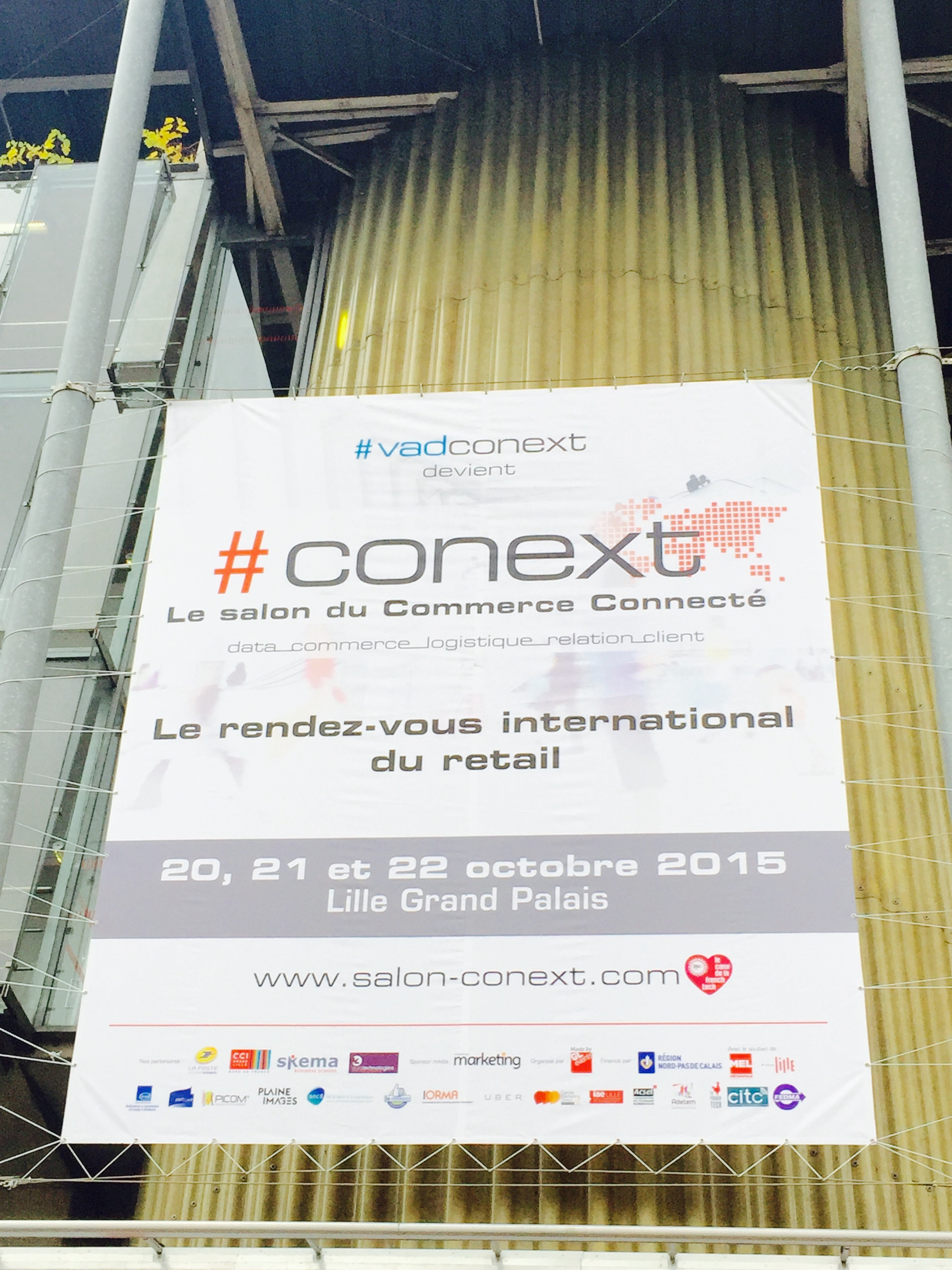 Context Retail Salon Lille October 2015 Stephanie Marie Glover
