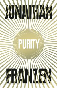 The cover of Franzen's Purity