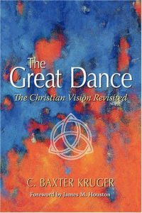 The cover of Kruger's The Great Dance