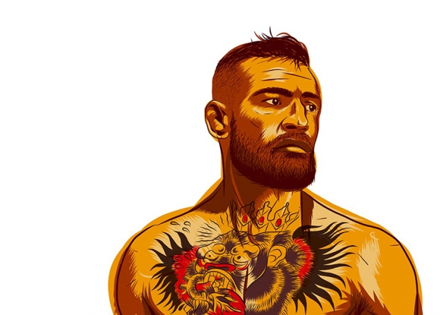 Create Animated Wallpaper Conor Mcgregor Infographic Stephen Cummins Ux Web