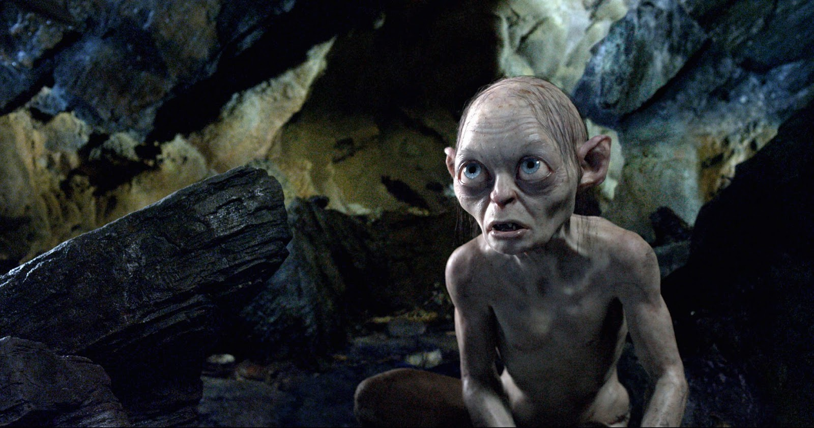 The Hobbit The Gollum And Ring