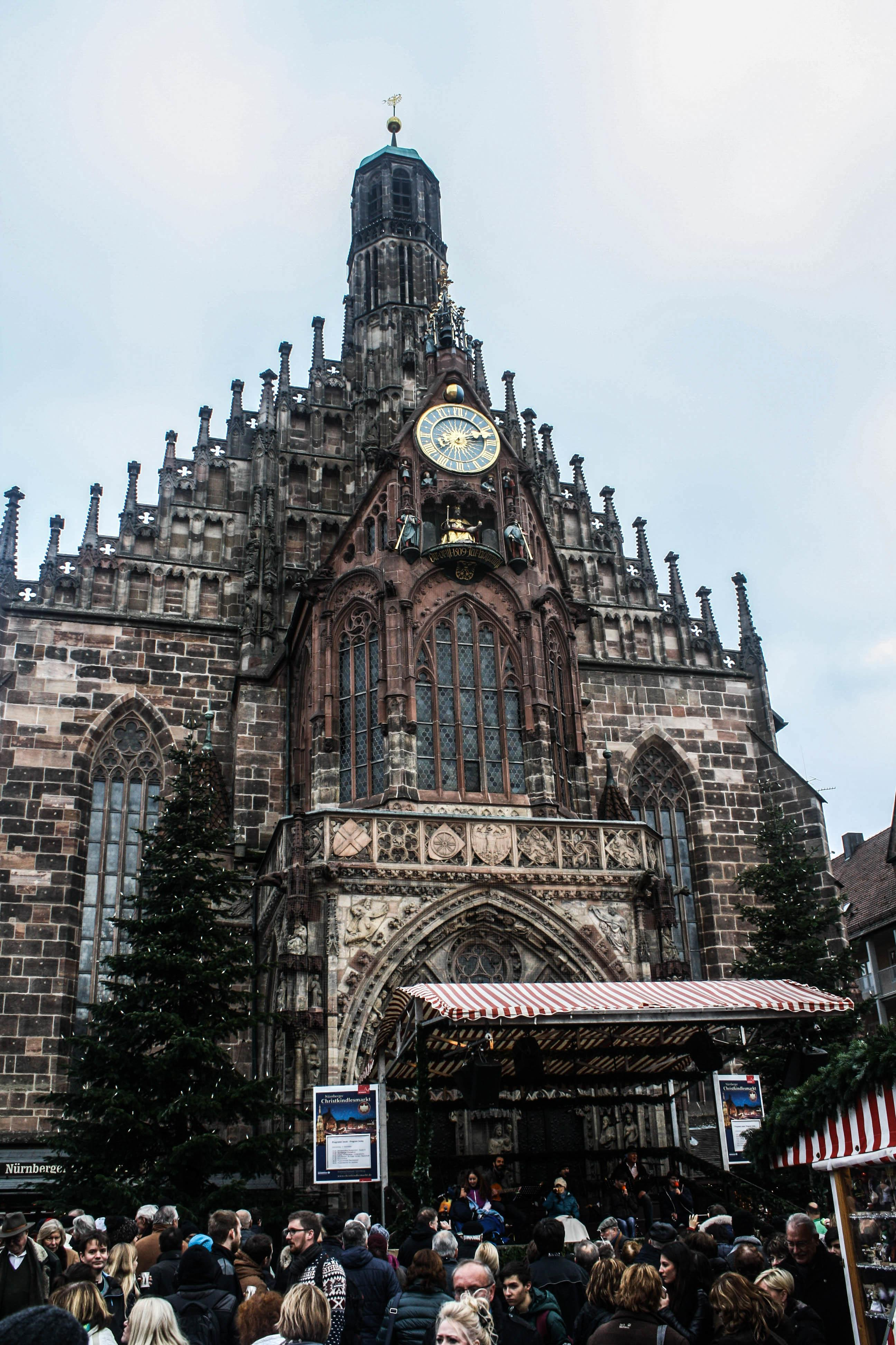 Sanders Nürnberg Have Yourself A Merry German Christmas Day 2 Nuremberg