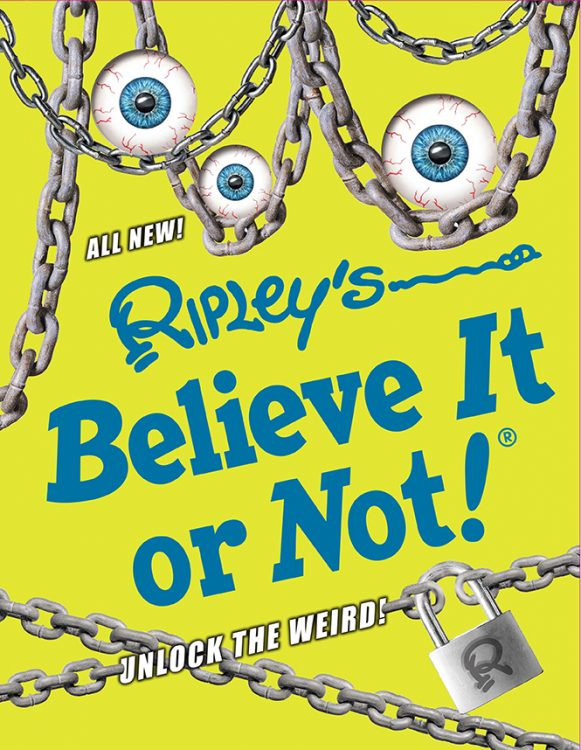 Ripley's Believe It Or Not Unlock The Weird