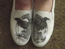 2016 Holiday Gift Guide: Custom Printed Shoes from SoulKix Plus Giveaway!