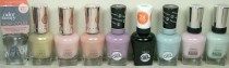 Spring Nail Colors from Sally Hansen