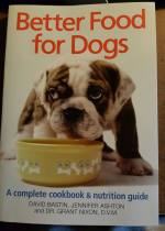 Better Food For Dogs Book