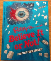 Holiday Gift Guide: Ripley's Believe It Or Not! Shatter Your Senses!