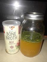 Chewy Influencer: The Honest Kitchen Beef Bone Broth with Turmeric