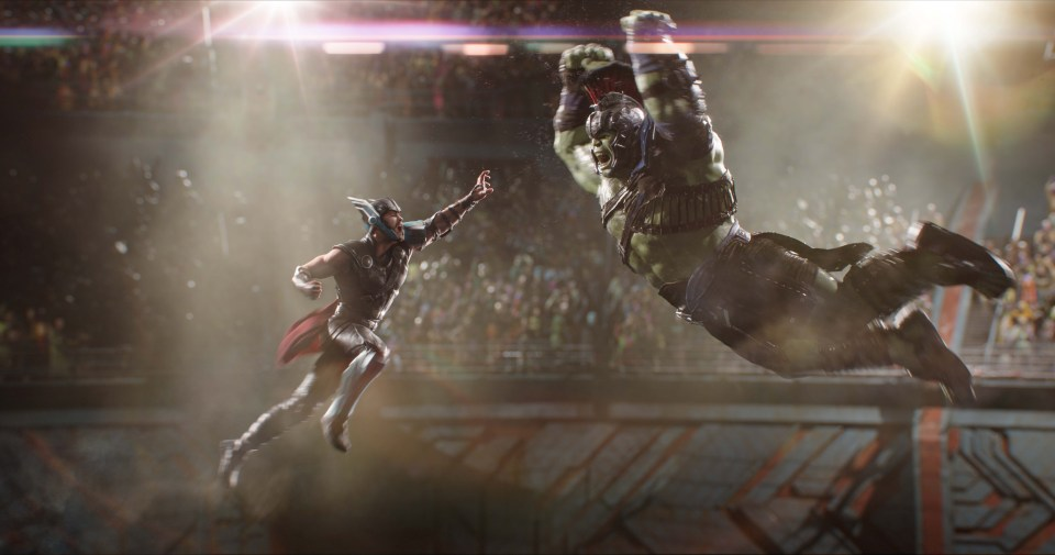 Why Thor: Ragnarok Is My Favorite Movie This Year
