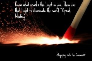 Illuminate the world