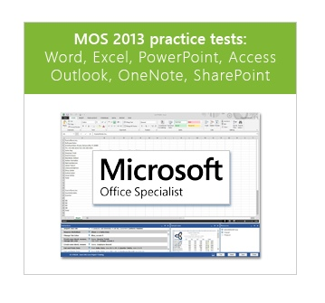How To Take The Microsoft Office Certification Test