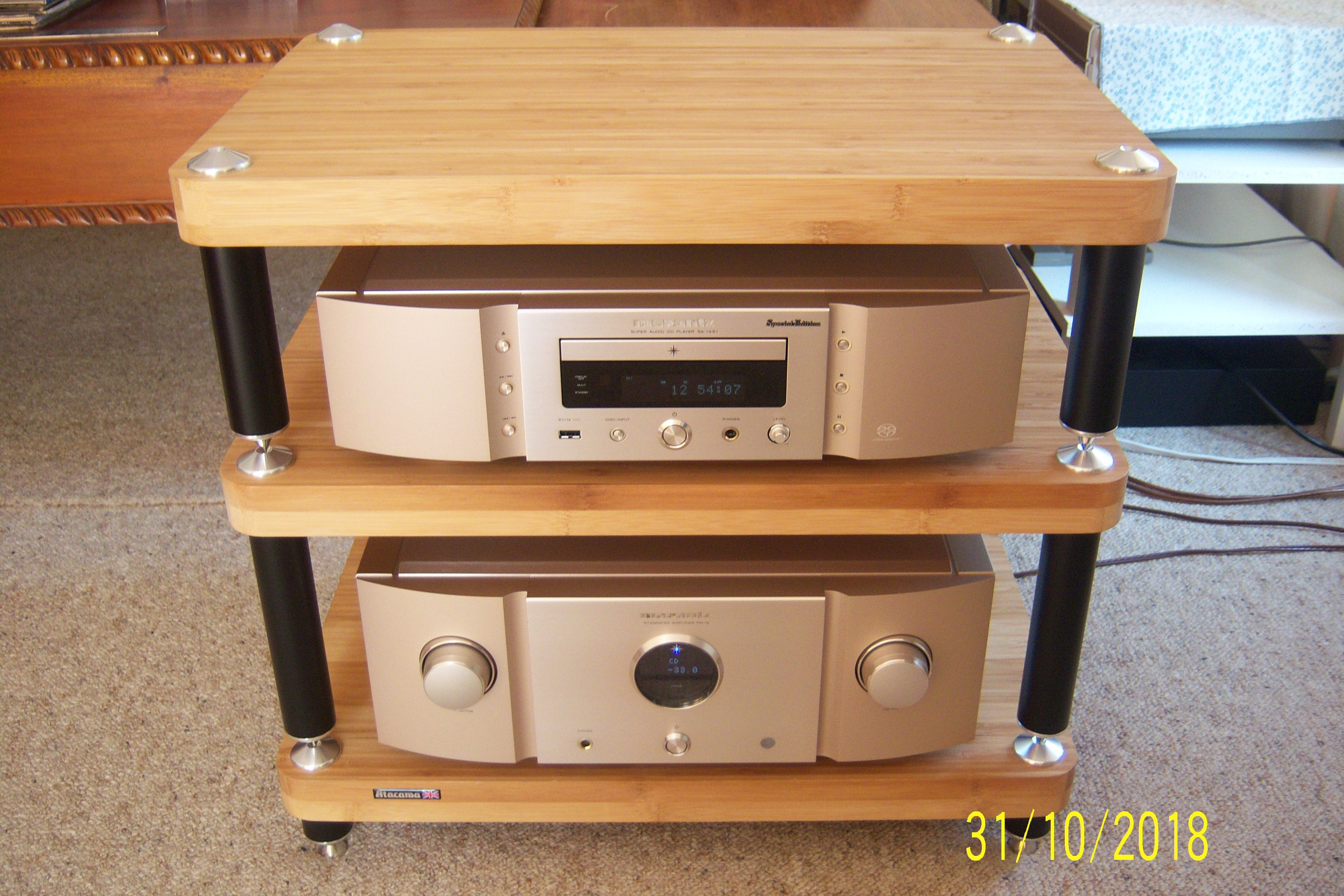 Atacama Hifi Rack Review Sold Hi Fi Rack Atacama Evoque Eco 60 40 Special Edition