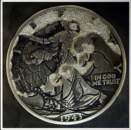 Koi_and_Waves_Hobo_HalfDollar_2