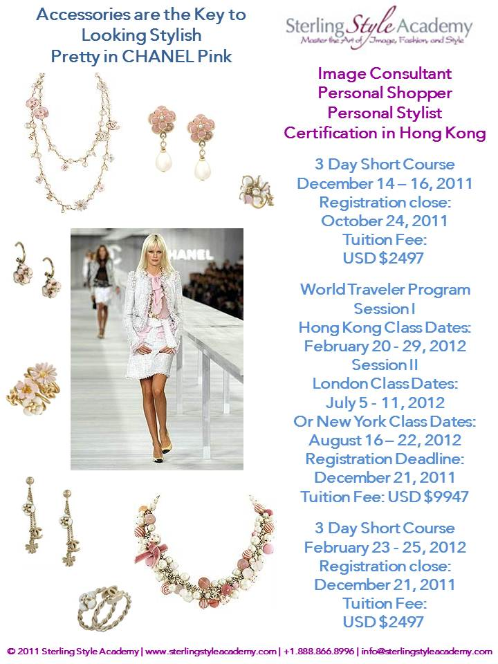 Sterling Style Academy Image Consultant Training In Hong Kong