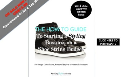 How To Start a Styling Business on a Shoe String Budget | Sterling Style Academy
