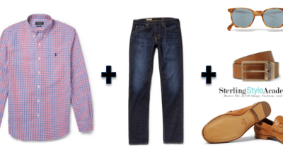 HOW TO PERSONAL STYLE MEN   Sterling Style Academy