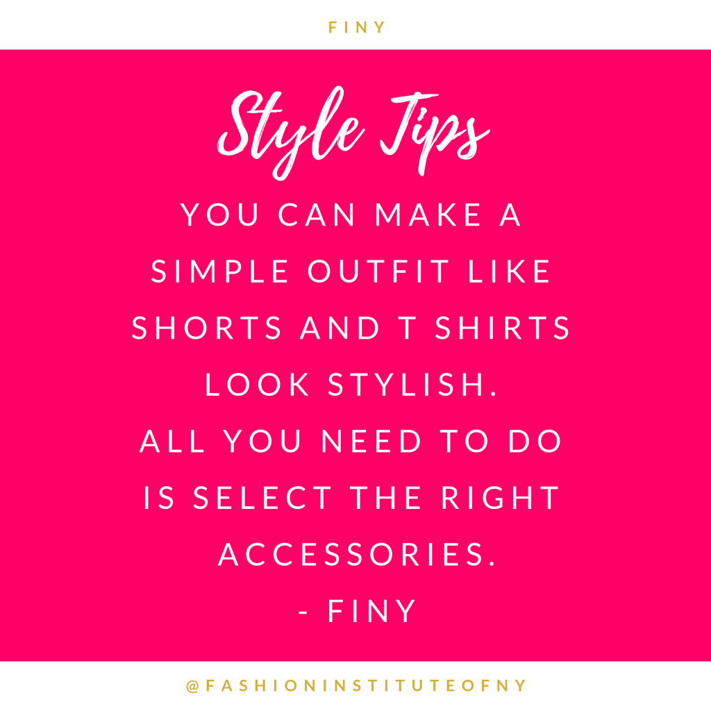 Fashion Institute of NY Style Tips