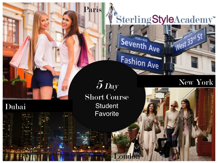Sterling Style Academy - Image Consultant Training Personal 19