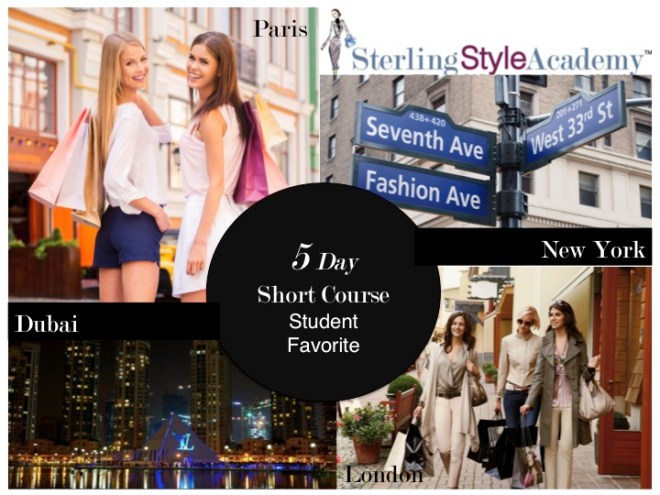 Personal Stylist & Personal Shopper Training | Sterling Style Academy