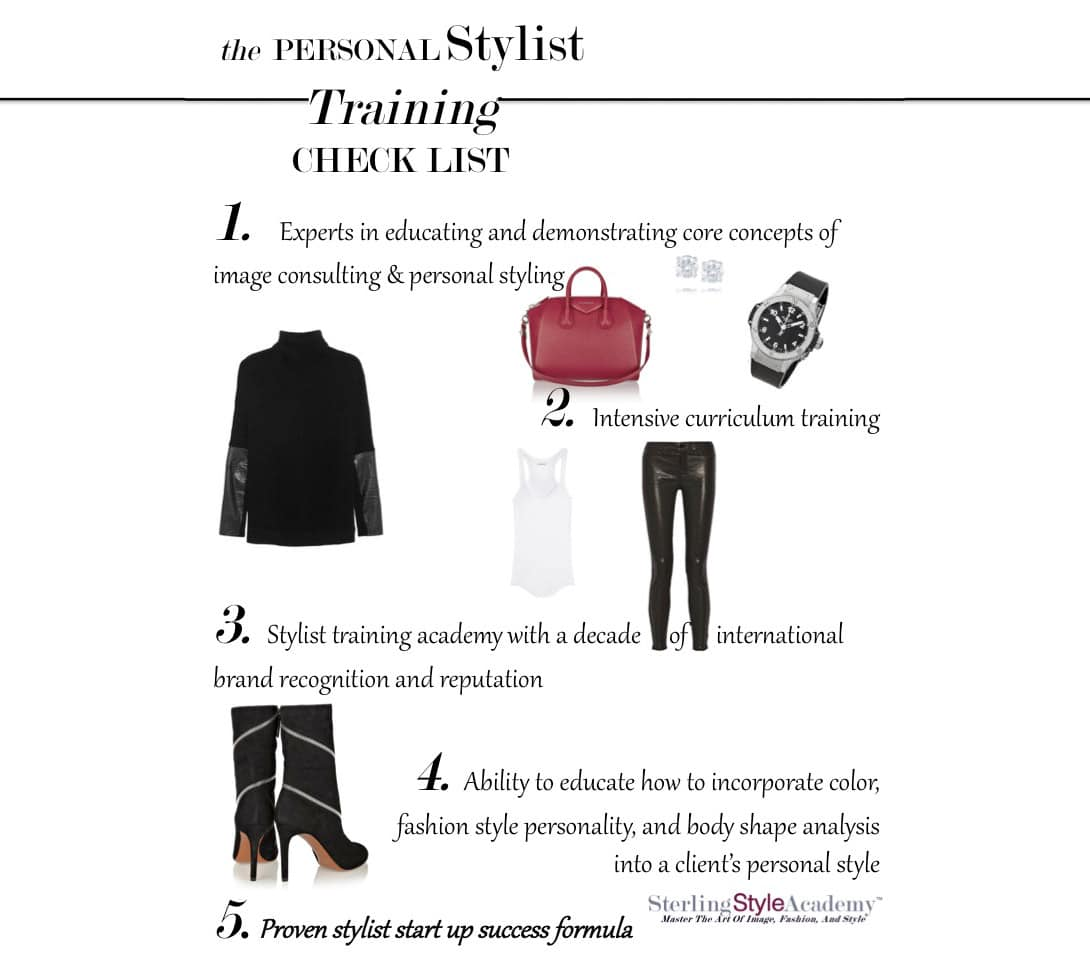 Sterling Style Academy Online Image Consultant Certification Program