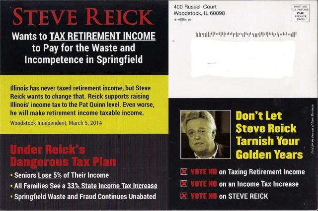 Retirement Tax