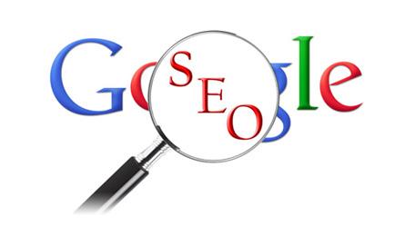 seo google strony