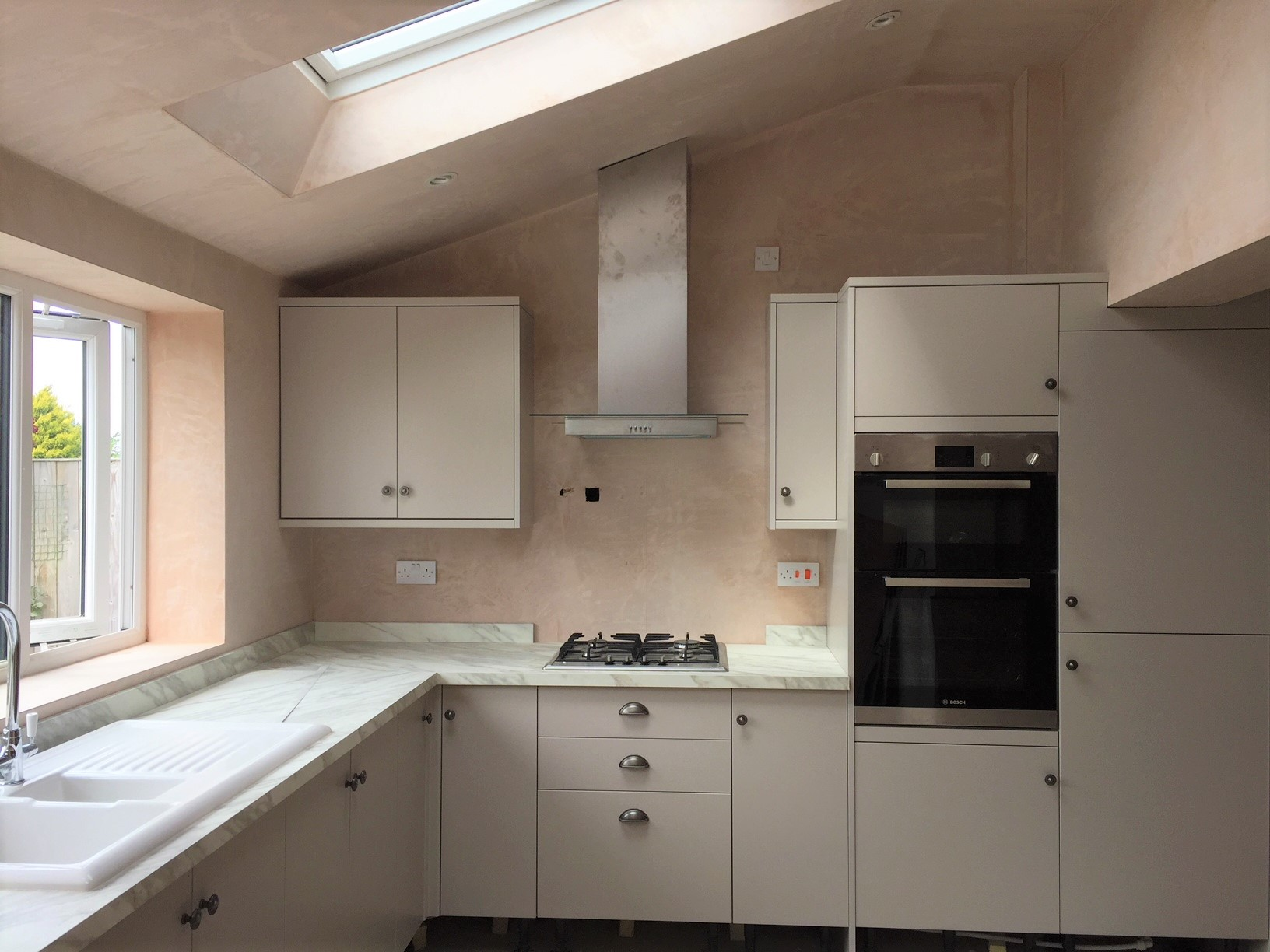 Kitchen Extensions With Velux Windows Work Gallery