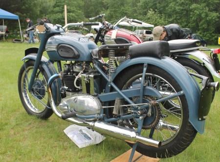 Triumph 1951 Tiger