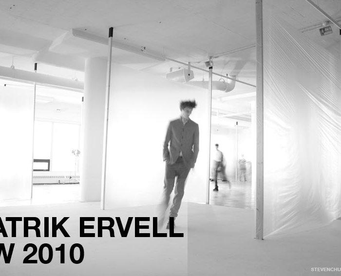 Patrik Ervell FW 2010 @ Milk Studios, New York Fashion Week