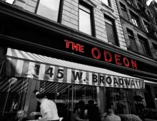 The Odeon Restaurant Group
