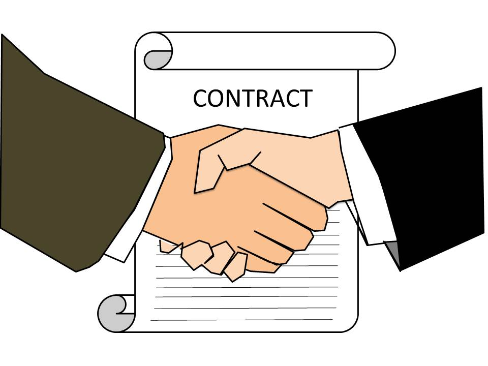 We\u0027d Like to Offer You a Contract\u2026