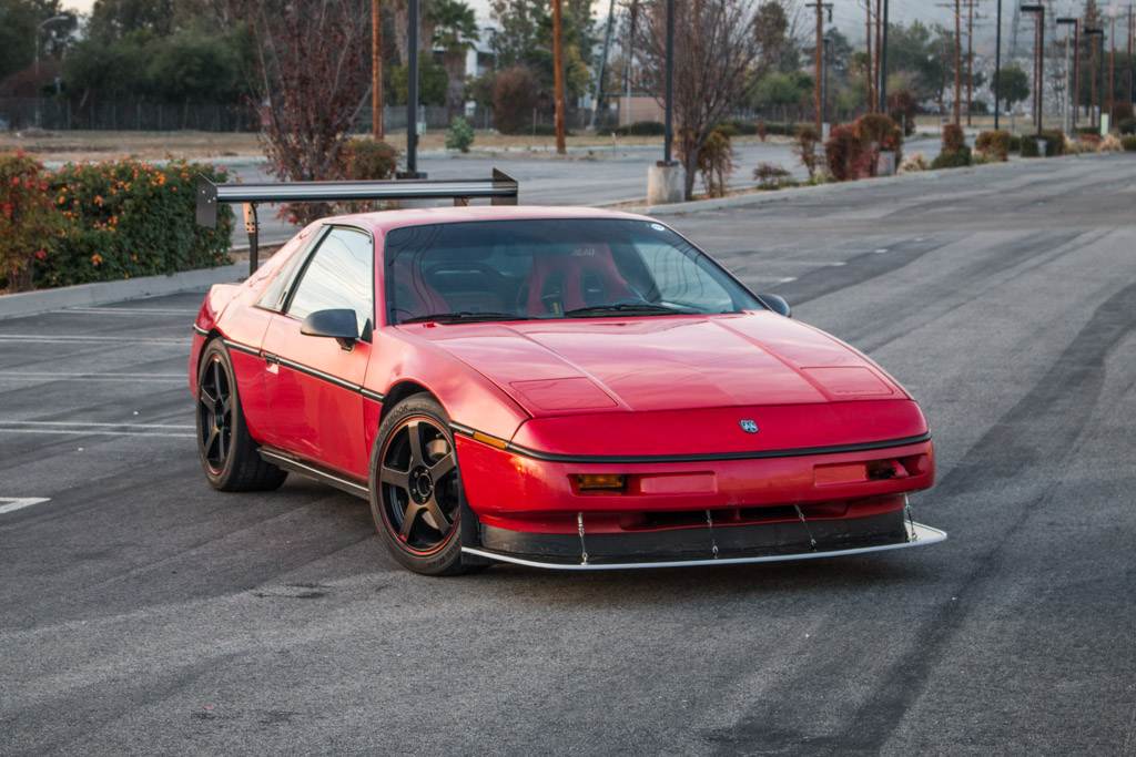 Project Cars Changed My Wallpaper 1988 Pontiac Fiero Steven T Snyder