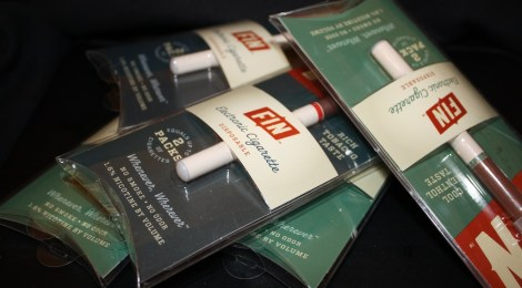 Fin Cigs disposable review title image